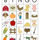 Practice farm-themed vocabulary words and inferences while playing this fun BINGO game. All you need to do is laminate the BINGO cards and cut out ...
