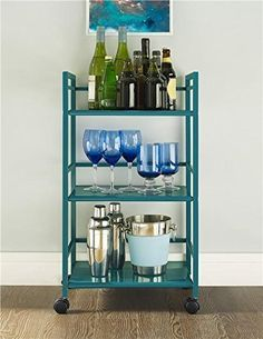 Affordable Style: Bar Carts Under $100   Apartment Therapy