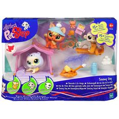 Nicole`s LPS blog - Littlest Pet Shop: Playpacks Top Toddler Toys, Top Toys For Boys, Kids Toys, Lps Littlest Pet Shop, Little Pet Shop Toys, Little Pets, Lps Diy Accessories, Lps Shorthair, Diy Montessori Toys