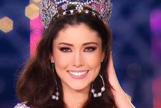 Daniela Álvarez Crowned Miss World Mexico 2014