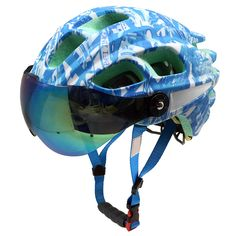 very high quality bike helmet with visor. Bicycle Helmet, Bike, Hats, Bicycle, Hat, Cycling Helmet, Bicycles
