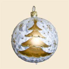 Christmas ball Trend 6 cm
