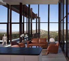 Casa Valle Escondido by Bucchieri Architects