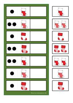 Counting game. By Autismespektrum.                                                                                                                                                                                 Plus