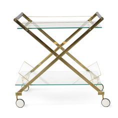 Shop Seattle Bar Trolley at Interiors Online.
