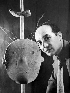Japanese American artist, Isamu NOGUCHI (1904~1988) イサム・ノグチ