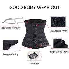 Waist Trainer, Slimming Corsets Girdle Tummy Control Body Sport Cincher for Women at Amazon Women's Clothing store:
