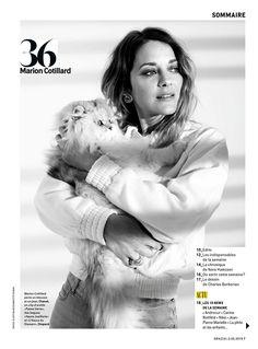 Marion Cotillard in Grazia Magazine, May 2019 Marion Cotillard, Chanel West Coast, Grazia Magazine, Skai Jackson, Bonnie Wright, Paparazzi Photos, Brenda Song, Nikki Reed, Miranda Cosgrove