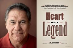 Heart of a Legend  Jim Plunkett has taken a lot of hits over the years. Thanks to family and a group of teammates who remain best friends, Stanford's only Heisman Trophy winner still stands tall. Read the story...
