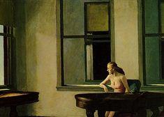 Indiscrétions - La première porte à droite Johannes Vermeer, American Realism, American Artists, Paul Klee, National Gallery Of Art, Art Gallery, Edouard Hopper, Edward Hopper Paintings, Felix Vallotton