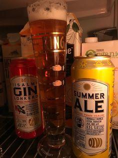 Olvi Summer Ale Hotter Than Iisalmi