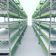 Vertical farming is no longer a fantasy and it's being driven forward globally… #verticalfarming
