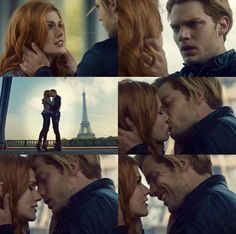 Clary et Jace Malec, Clary Et Jace, Shadowhunters Season 3, Tv Show Couples, Dominic Sherwood, Cassandra Clare Books, Shadowhunters The Mortal Instruments, The Dark Artifices, City Of Bones