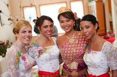 Colorful, Traditional Cambodian Wedding by Joe Krummel Photography + Design, LLC