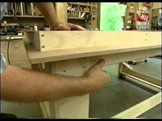 Shop Projects  How To Make A Work Table And Clamp Cart