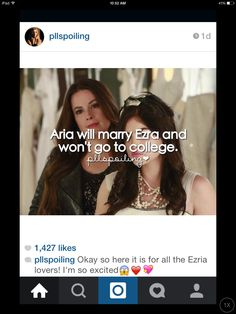 If they are going to get married then why did they end it why can't they stay together and when will the wedding happen because it will ease my heart knowing they will get back together I can't stand them being apart on the show #teacherstudentrelationship #Ezria