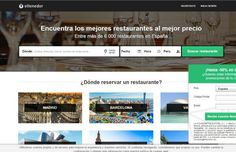 Internet, clave a la hora de elegir restaurante Más de un 75% de los consumidores consulta las opiniones de otros usuarios antes de elegir un restaurante