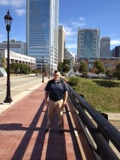 Our own Jeremy Kadlec is having a great time in Charlotte and at this years PASS Summit.