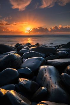 Shimmer! nature sunrise sunset #nature https://biopop.com/