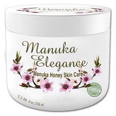 Organic Manuka Honey Skin Cream with Vitamin C >>> Click on the image for additional details.