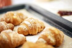 Learn how to make chocolate croissants (aka pain au chocolat) with step-by-step photos and tips for nailing the French breakfast pastry. (Plus a recipe! How To Make Chocolate, Homemade Chocolate, Croissant Dough, Croissant Recipe, Half And Half Recipes, Breakfast Pastries, Dough Recipe, Bread Rolls, Stick Of Butter