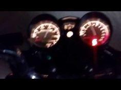 Yamaha Ybr 125 Top Speed Test At Mid Night