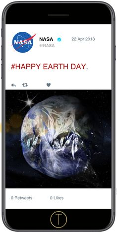 Modern original digital art of funny animas. Wall art displayed with humor and satire. Happy Earth, Earth Day, Satire Humor, Weird, Funny Pictures, Digital Art, Politics, Social Media, Wall Art