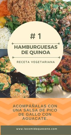 These versatile quinoa patties made with spinach, carrots and fresh chives can be a snack, a vegetarian burger, or a grab-and-go breakfast. Carb Free Recipes, Diet Recipes, Vegetarian Recipes, Healthy Recipes, Healthy Meals, Cooking Recipes, Liver Disease Diet, Fatty Liver Diet, Quinoa Oatmeal