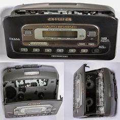 É da sua época?: [1990] Walkman AIWA