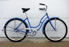 My 1950's bike. Have some fun and join me on Pinterest http://www.pinterest.com/NEWCoachLisa/