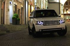 #luxury #range #rover