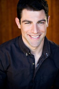 Max Greenfield, so funny on New Girl