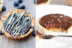 17 Delicious Mini Tarts And Pies That Prove Size Isn't Everything