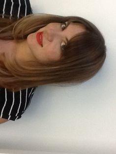 natural ombre hair. Hair by Danielle Holmes at Parlour Salon.