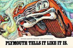 1969 Plymouth GTX ad
