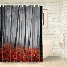 Foog Fantasy Shower Curtain Forest Tree Red Landscape Pur... https://www.amazon.com/dp/B01N2TT5ZR/ref=cm_sw_r_pi_dp_x_dtswybKDBS28R