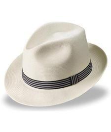 102e572dfa354 Tilley Hat - Shantung Fedora - Travel Hats for Men and Women