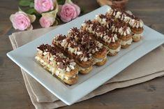 Tiramisu rapid - Tiramisu fara ou - Retete culinare by Teo's Kitchen Weight Watchers Desserts, Tiramisu, Waffles, Deserts, Sweets, Chocolate, Baking, Breakfast, Recipes