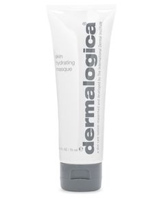 Dermalogica Skin Hydrating Masque is a refreshing, moisturizing masque to remedy dry, stressed skin. Use after cleansing to help reduce the appearance of fine lines.