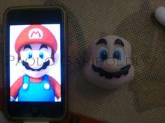 Modelling Mario