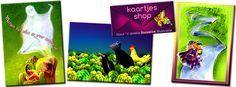 **** Booxalive presenteert: Truus trakteert! Spannende voorleesverhalen voor kleuters & ouder. Nu zijn er ook ansichtkaarten van deze verhalen in onze speciale kaartjes-shop!