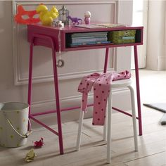 Image Asper Child's Desk and Matching Stool La Redoute Interieurs