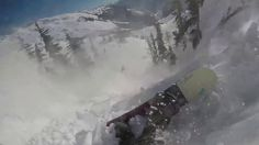 Snowboarder in Whistler Survives Avalanche with Inflatable Backpack