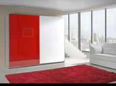 Red&White http://www.butor-mirjan24.hu/gardrobok/327-lux-xv-gardrob.html?search_query=lux+XV&results=102 #wardrobe #red #white