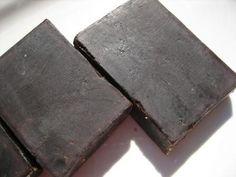 Dark Chocolate Soap by SakuraSoapWorks
