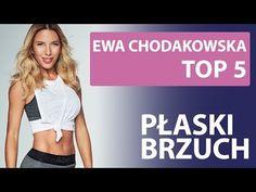 Ewa Chodakowska - YouTube Health Dinner, Fitness Planner, Butt Workout, Easy Healthy Recipes, At Home Workouts, Cardio, Health Fitness, Youtube, Weight Loss