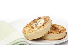 Afternoon Tea Time? Traditional Crumpets Are a Must-Have: English Crumpets