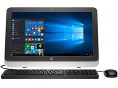 "Computador All in One HP 22-3101br Intel Core i3 - 4GB 1TB LCD 21,5"" Windows 10"
