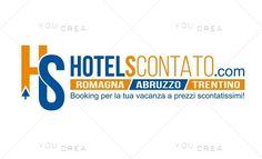 Logo per sito di booking online per le tue vacanze