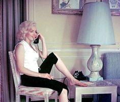 "marilyn-monroe-collection: "" Marilyn Monroe photogrpher by Milton Greene, 1953. """